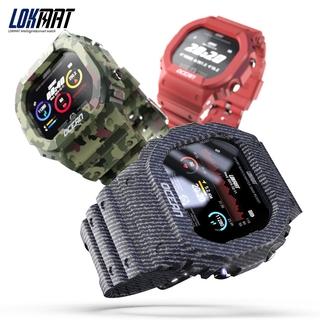 LOKMAT Remote Camera  Sports Smart Watch Swimming Smartwatch Pedometer Heart Rate Monitor Call Message