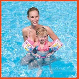 [CỰC RẺ] Phao tay tập bơi cho bé hình thiên nga,cua…