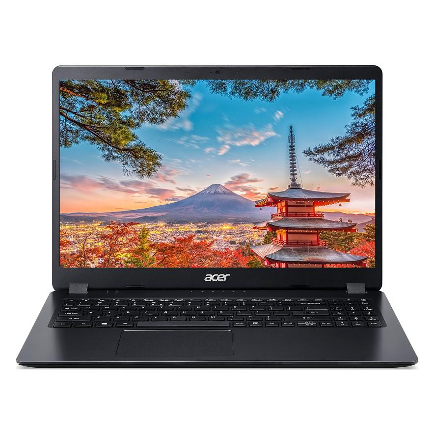 Laptop Acer Aspire 3 A315-54-57PJ/ Core i5-8265U 15.6FHD -Đen (Shale Black) - NX.HEFSV.004