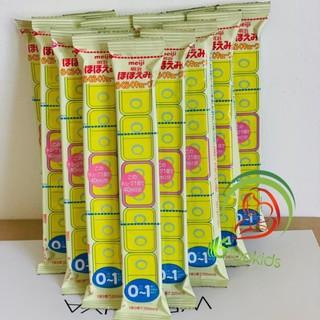 Sữa meiji thanh 0-1 cho bé của nhật bản thumbnail