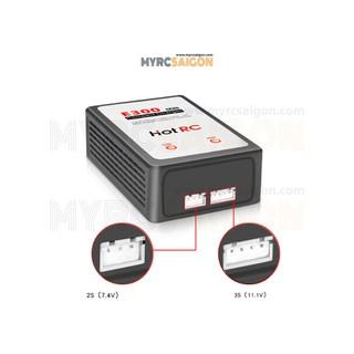 SẠC HOTRC E300 (SẠC PIN LIPO 2S-3S)