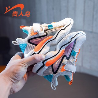 Giày Thể Thao Thời Trang Xuân Thu Cho Bé 2021
