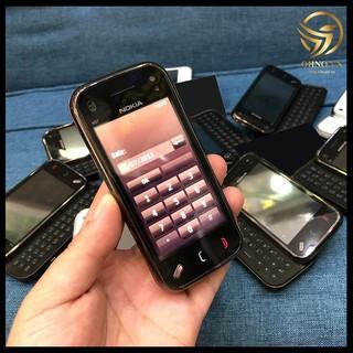 Điện Thoại Phổ Thông Giá Rẻ Nokia MINI N97 Chính Hãng Điện Thoại Đập Đá Cho Người Già - OHNO Việt Nam thumbnail