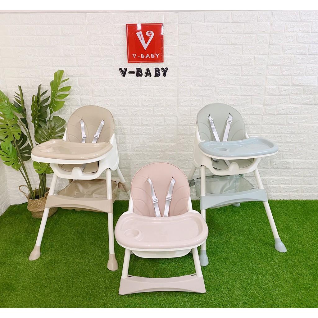 Ghế ăn dặm Cao cấp V-Baby G805 và V-Baby G01 (Bản nâng cấp của G805)