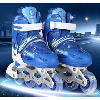 Giày trượt patin cho bé trai và gái mãu mới