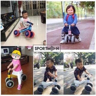 Xe chòi chân – Xe thăng bằng mini cho bé hàng Loại 1 B.duck