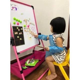 [ THANH LÝ HÀNG] [Mã TOYNOV giảm 10% tối đa 15K đơn từ 50K] Bảng vẽ EDU 2 mặt cho bé yêu