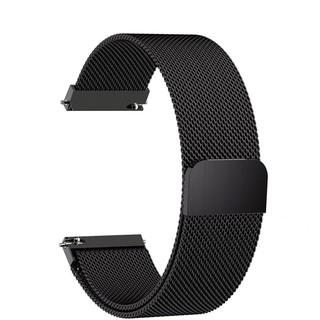 Dây đeo đồng hồ thép lưới không gỉ và silicon cho đồng hồ W8