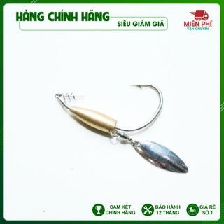 Free Ship – Chinh Hãng – Lỗi 1 đổi 1 – Lưỡi thìa xoay lò xo AK AR15 thủ công làm tay tinh tế hàng Việt Nam