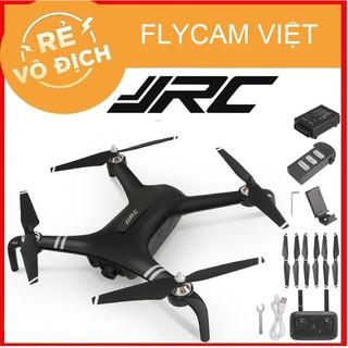 [GIÁ HỦY DIỆT] [Version 2] Máy Bay Flycam JJRC X7 PRO Có Gimbal – Bay 20 Phút – Camera FullHD 1080p – 2 GPS – Bay 1 Km