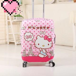 Vải bọc vali chống nước họa tiết hoạt hình dễ thương(Not include suitcase) thumbnail