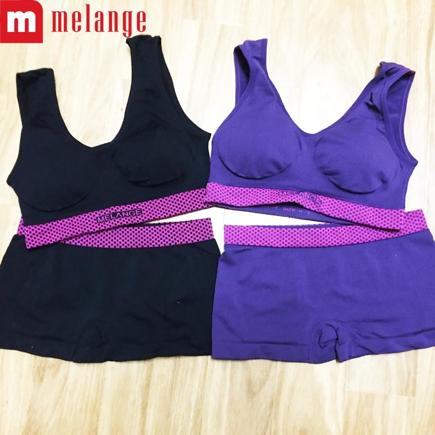 Bộ tập gym nữ Melange MN.80.01
