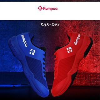 [Mã FASHIONGREEN94 giảm tới 30K đơn 99K] [FreeShip+Sale sốc] Giày cầu lông Kumpoo D 43, chính hãng bảo hành 6 tháng thumbnail