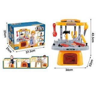 Hộp đồ chơi hoá trang thành thợ sửa chữa