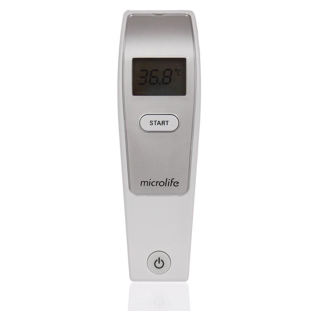 Nhiệt kế điện tử đo trán hồng ngoại Microlife FR1MF1