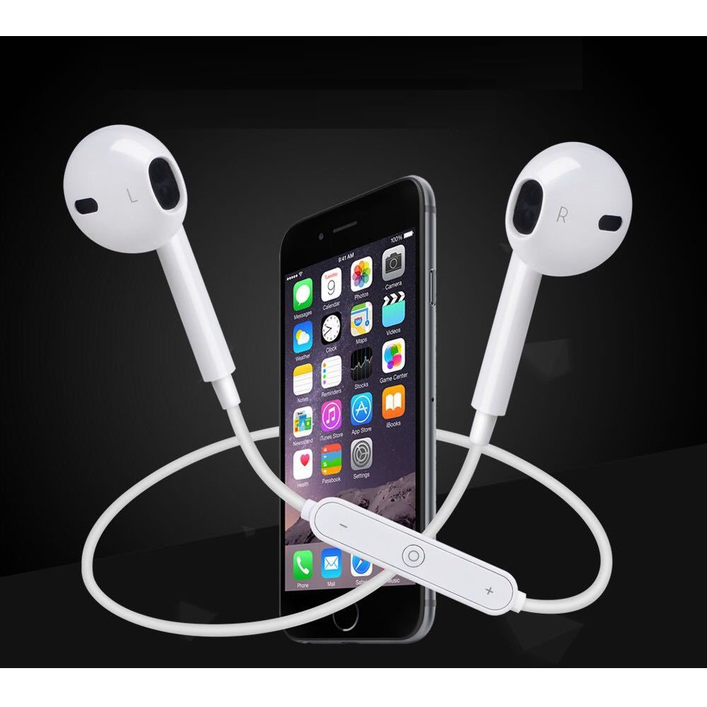 [CỰC HOT] Tai nghe bluetooth 4.0 thể thao nhét tai siêu nhẹ
