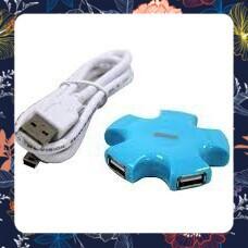 [Giá-Rẻ] THIẾT BỊ CHIA TÍN HIỆU USB 4 CỔNG SSK SHU-024