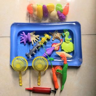 đồ chơi câu cá cho bé