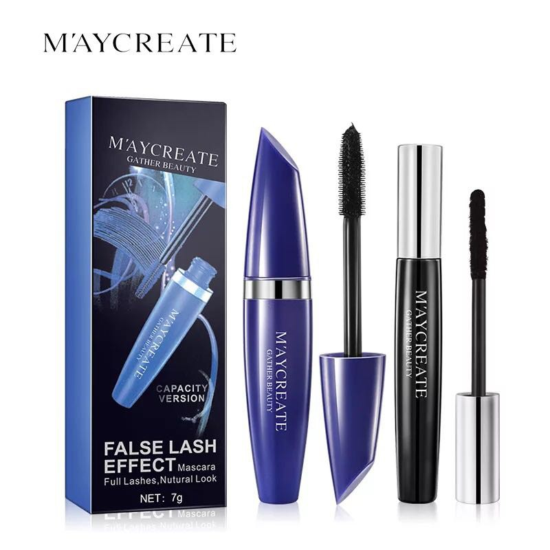 Bộ 2 Chuốt mi làm dài và cong Mascara - Maycreate chính hãng - 3556403 , 1150629723 , 322_1150629723 , 74000 , Bo-2-Chuot-mi-lam-dai-va-cong-Mascara-Maycreate-chinh-hang-322_1150629723 , shopee.vn , Bộ 2 Chuốt mi làm dài và cong Mascara - Maycreate chính hãng