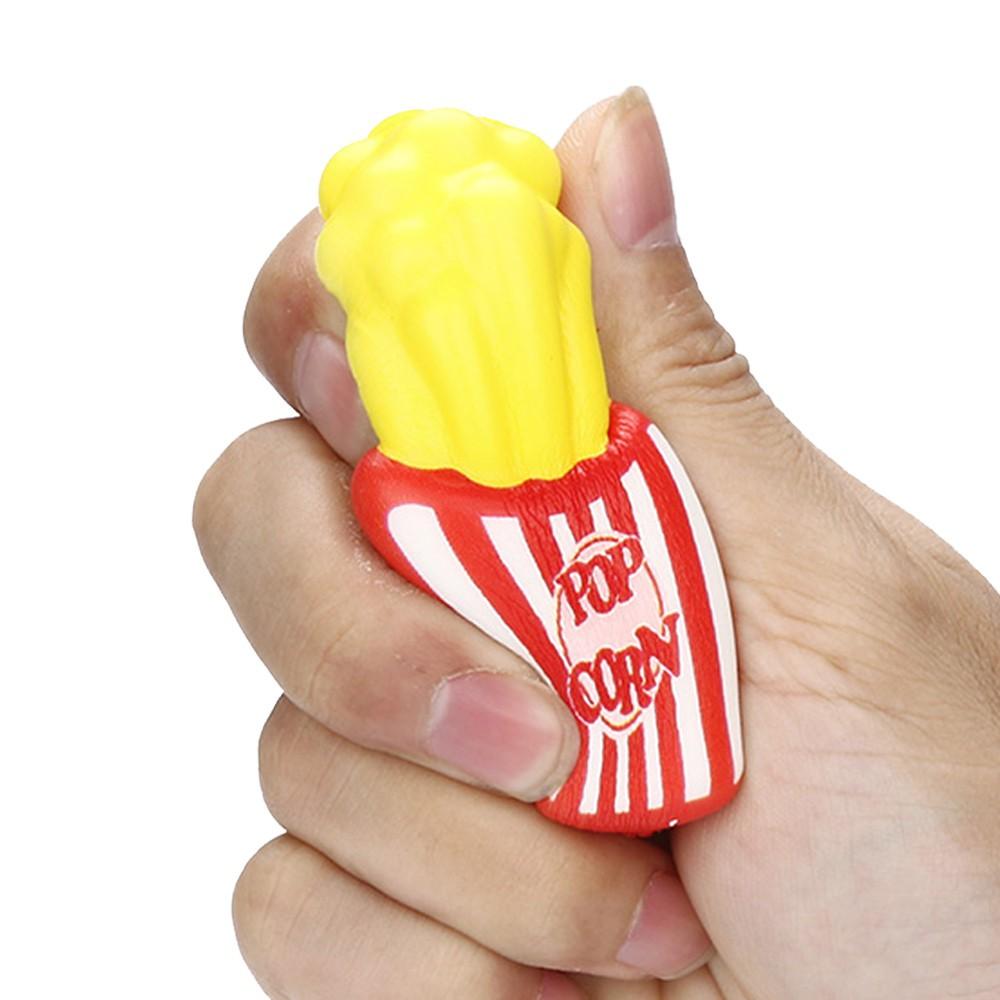 Đồ chơi nắn bóp giúp giải tỏa căng thẳng hình khoai tây chiên đáng yêu