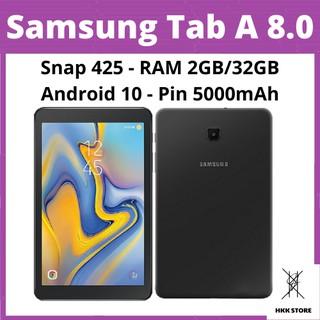 Máy Tính Bảng Samsung Tab A8 Học tập giải trí công việc 2GB RAM 32GB Android 10 – HKK STORE