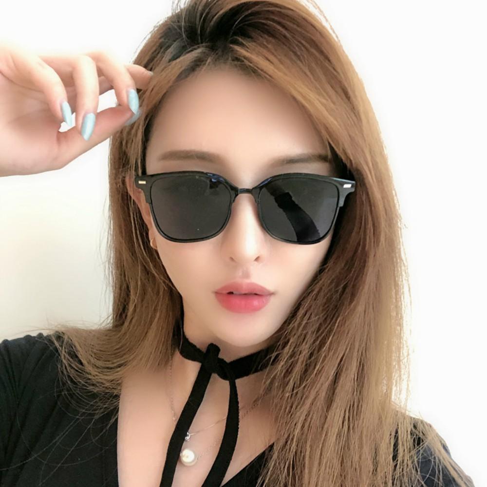 Kính Mát Gọng Vuông Chống Tia Uv400 Cho Nam