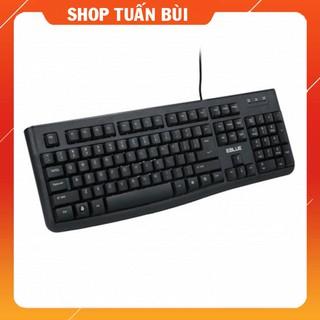 BÀN PHÍM E-BLUE 045BK USB HÀNG CHÍNH HÃNG thumbnail