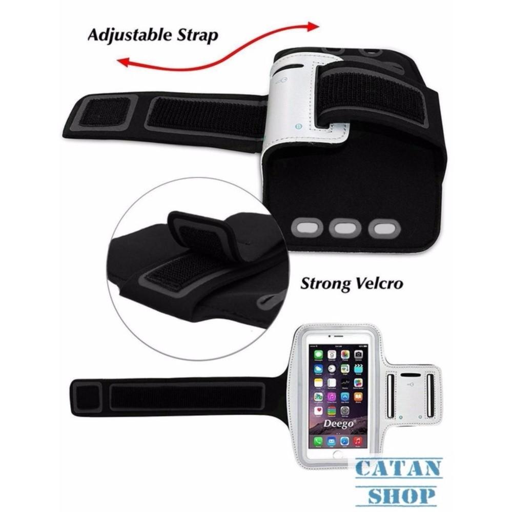 Bao, Túi điện thoại đeo tay chạy bộ, thể thao điện thoại 6 inch trở xuống  Iphone 6 plus 7 plus iphone X TT01-BDTM