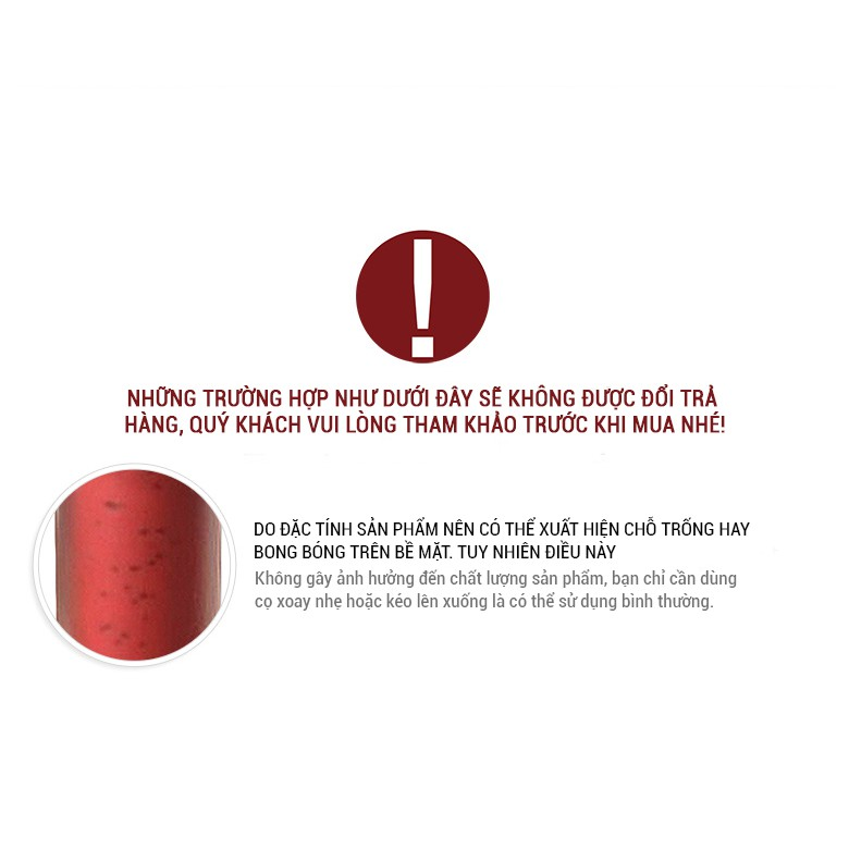 Son kem lì Bbia Last Velvet Lip Tint Version 4 5g (5 màu)