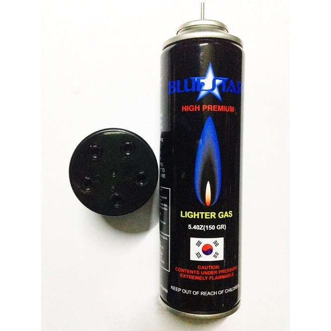 Gas Bơm Hộp Quẹt Bluestar