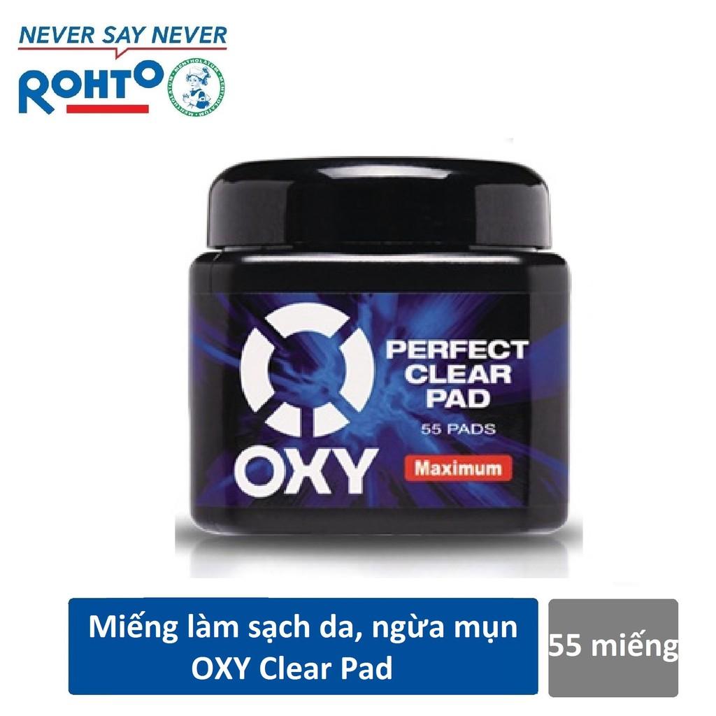Miếng làm sạch da mặt ngăn ngừa mụn Oxy Perfect Clear Pad 55 miếng - 3135065 , 964928918 , 322_964928918 , 85000 , Mieng-lam-sach-da-mat-ngan-ngua-mun-Oxy-Perfect-Clear-Pad-55-mieng-322_964928918 , shopee.vn , Miếng làm sạch da mặt ngăn ngừa mụn Oxy Perfect Clear Pad 55 miếng