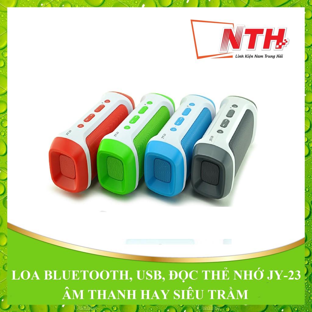 [NTH] Loa Bluetooth, USB, Đọc thẻ Nhớ JY-23 Âm Thanh Hay Siêu Trầm