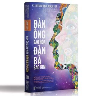 Sách - Đàn Ông Sao Hỏa Đàn Bà Sao Kim 2020 Tặng Kèm Bookmark Danh Ngôn