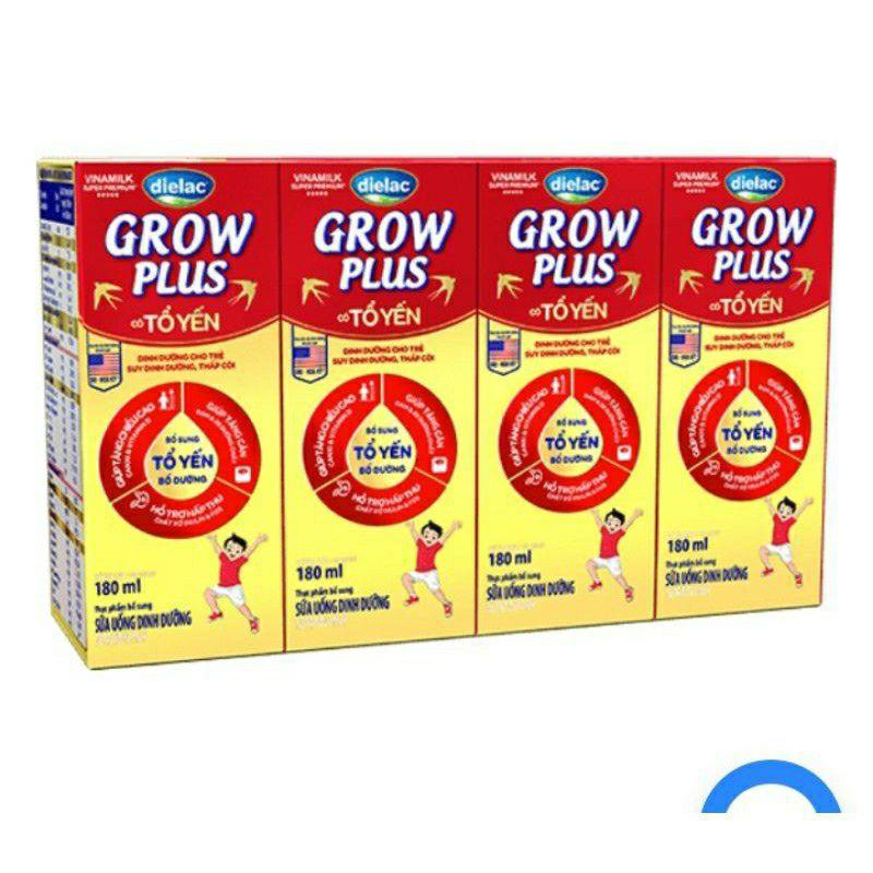 SBPS DIELAC GROW PLUS TỔ YẾN 180ML