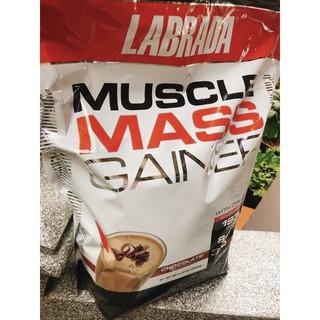 SỮA TĂNG CÂN MUSCLE MASS GAINER LẺ 500gr,1kg