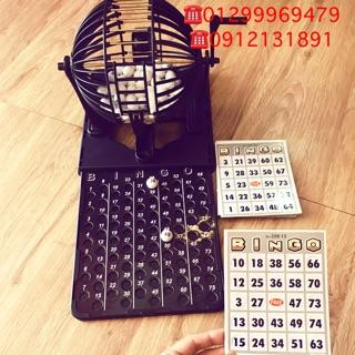 Combo 5 bộ lôt Bingo Neo Big Size giá cực tốt