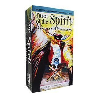 Bộ bài Tarot of the Spirit mã sản phẩm ZV5277