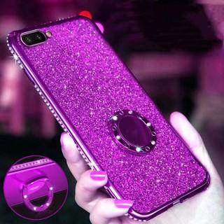 Ốp điện thoại TPU mềm lấp lánh cho Huawei Nova 2 3i 3E 3 4E Y9 Y7 Prime 2018 2019 Mate 10 P20 P30 Pro Lite Honor 7C