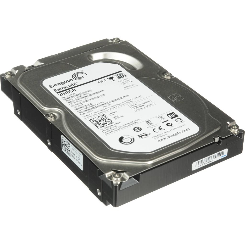 HDD / Ổ cứng Seagate Barracuda 2TB (ST2000DM001)