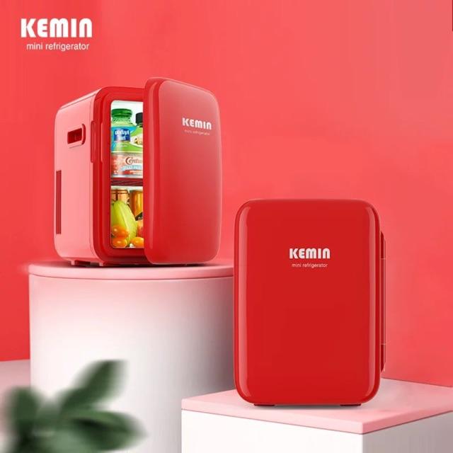 Tủ lạnh mini bảo quản mỹ phẩm kemin 10l