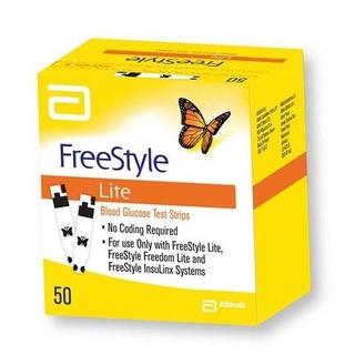 Que thử đường huyết Freestyle Lite [A thumbnail