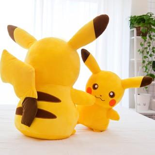 Thú Nhồi Bông Hình Pikachu Đáng Yêu