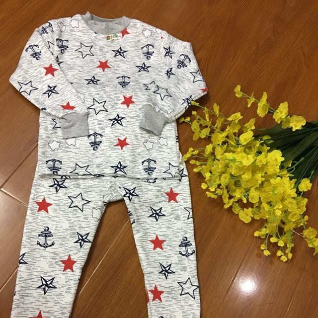 Bộ nỉ Quảng Châu cho trẻ em từ 25-40kg