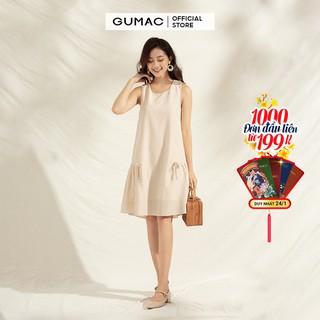 Đầm suông nữ không tay DA1168 GUMAC thumbnail