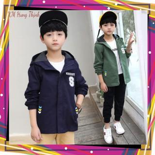 áo khoác trẻ em từ 5 đến 14 tuổi M887