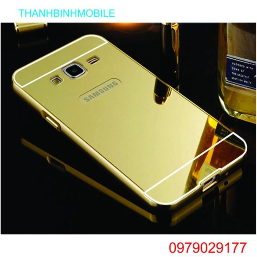 Ốp lưng tráng gương viền kim loại cho Samsung Galaxy J3/ 2016(Vàng) - Hàng nhập khẩu - 22901061 , 317306582 , 322_317306582 , 180000 , Op-lung-trang-guong-vien-kim-loai-cho-Samsung-Galaxy-J3-2016Vang-Hang-nhap-khau-322_317306582 , shopee.vn , Ốp lưng tráng gương viền kim loại cho Samsung Galaxy J3/ 2016(Vàng) - Hàng nhập khẩu