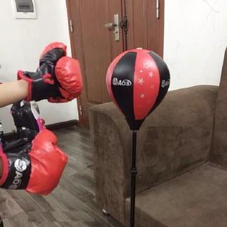 [2020] Bóng đấm boxing phản xạ cao cấp