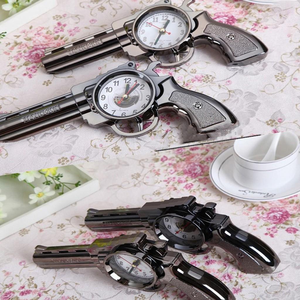 Đồng hồ báo thức thời trang sáng tạo hoang dã, Đồng hồ Retro phiên bản ĐỘC - LẠ