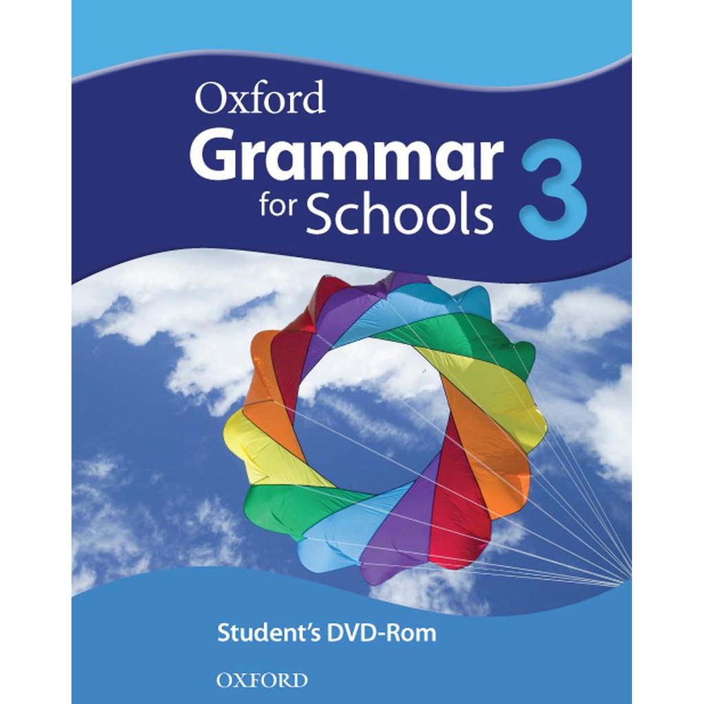 Oxford Grammar for Schools 3 Student Level 3