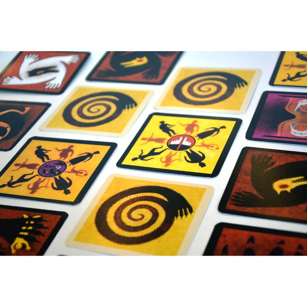 Bộ bài Ma Sói Characters cơ bản Việt Hóa Boardgame Cspring come